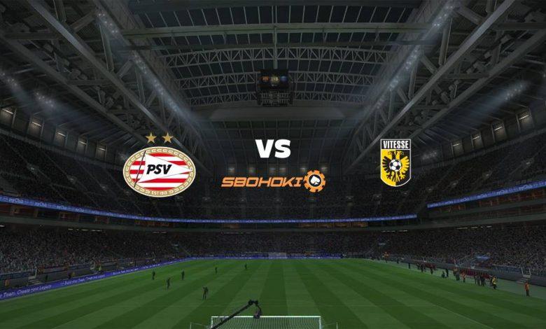 Live Streaming  PSV Eindhoven vs Vitesse 21 Februari 2021 1