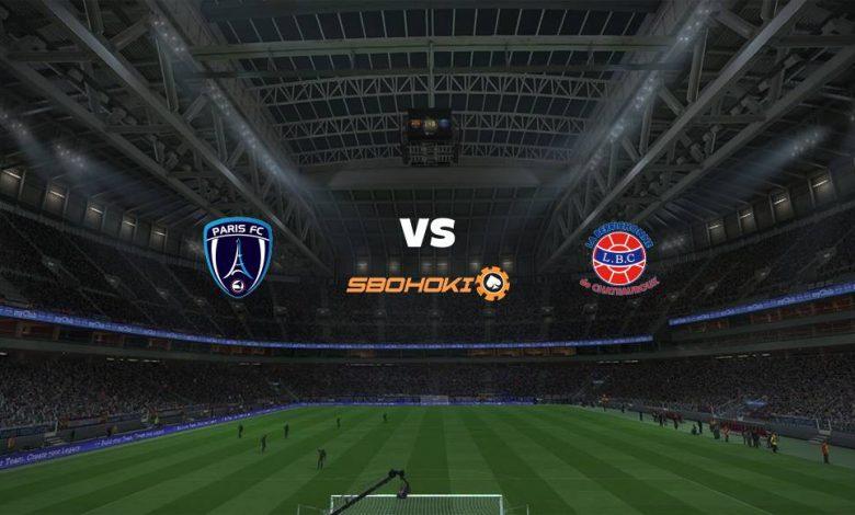 Live Streaming  Paris FC vs Chateauroux 20 Februari 2021 1