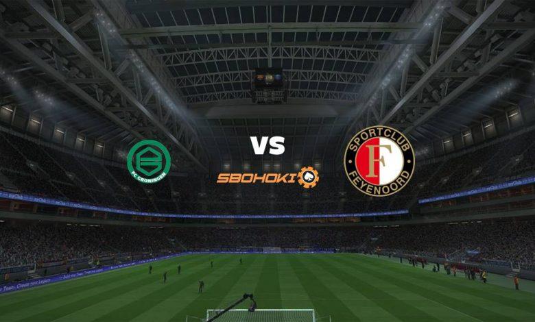 Live Streaming  FC Groningen vs Feyenoord 24 Februari 2021 1