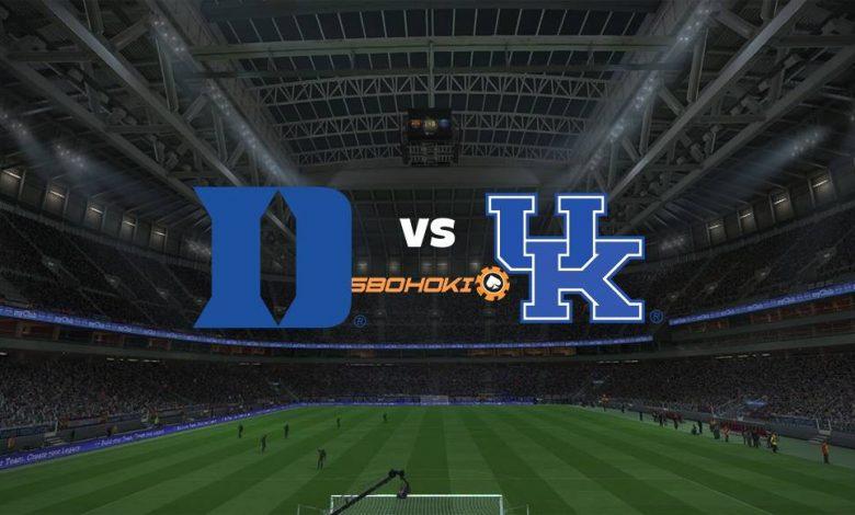 Live Streaming  Duke vs Kentucky 20 Februari 2021 1