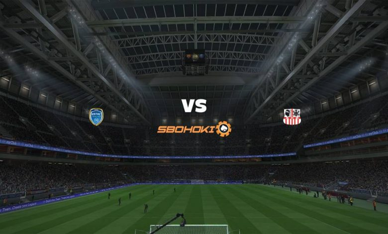 Live Streaming  Troyes vs AC Ajaccio 27 Februari 2021 1