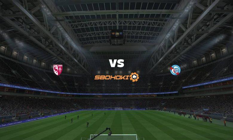 Live Streaming  Metz vs Strasbourg 14 Februari 2021 1