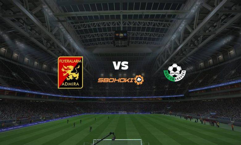 Live Streaming  FC Admira Wacker Modling vs WSG Swarovski Tirol 27 Februari 2021 1