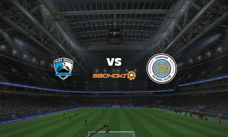 Live Streaming  Tampico Madero vs Cancún FC 4 Februari 2021 1