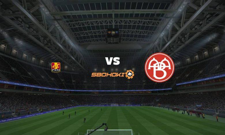 Live Streaming  FC Nordsjaelland vs AaB 28 Februari 2021 1