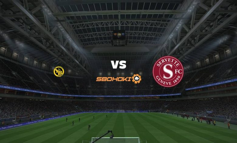 Live Streaming  Young Boys vs Servette 21 Februari 2021 1