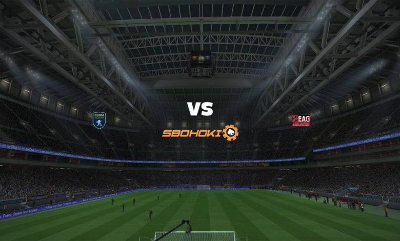 Live Streaming  Sochaux vs Guingamp 27 Februari 2021 1