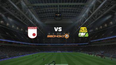 Photo of Live Streaming  Independiente Santa Fe vs Bucaramanga 14 Februari 2021