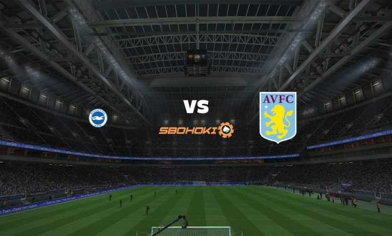Live Streaming  Brighton and Hove Albion vs Aston Villa 13 Februari 2021 1