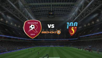 Photo of Live Streaming  Reggina vs Salernitana 1 Februari 2021