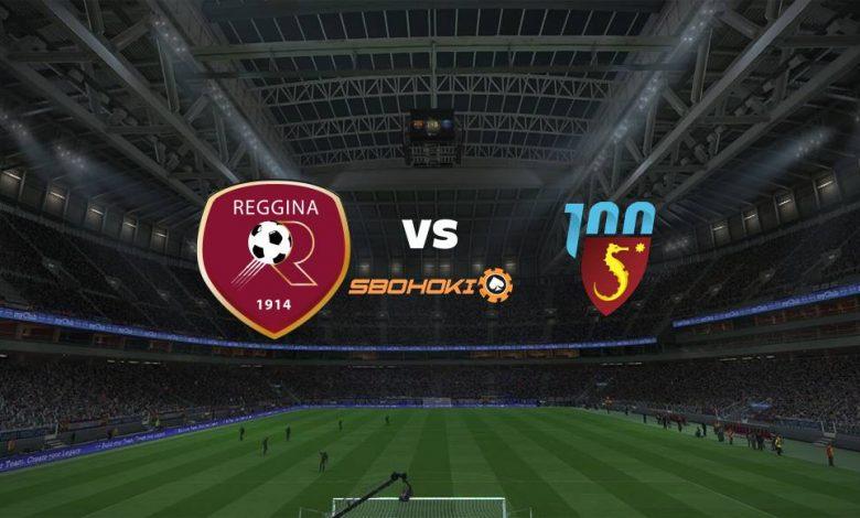 Live Streaming  Reggina vs Salernitana 1 Februari 2021 1