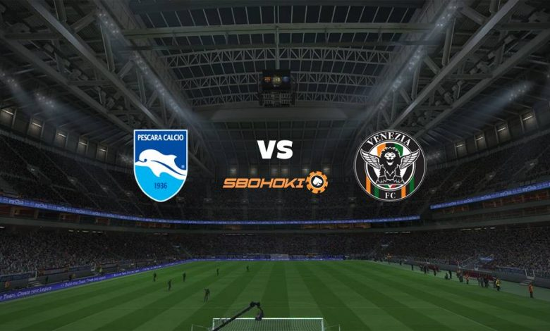 Live Streaming  Pescara vs Venezia 13 Februari 2021 1