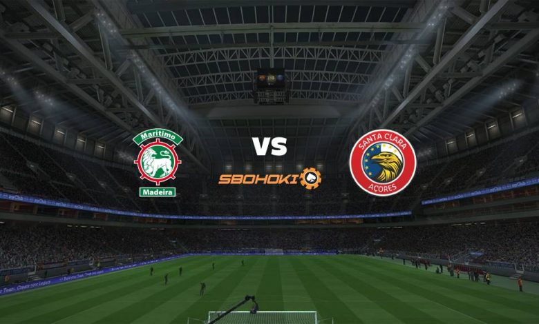 Live Streaming  Maritimo vs Santa Clara 8 Februari 2021 1