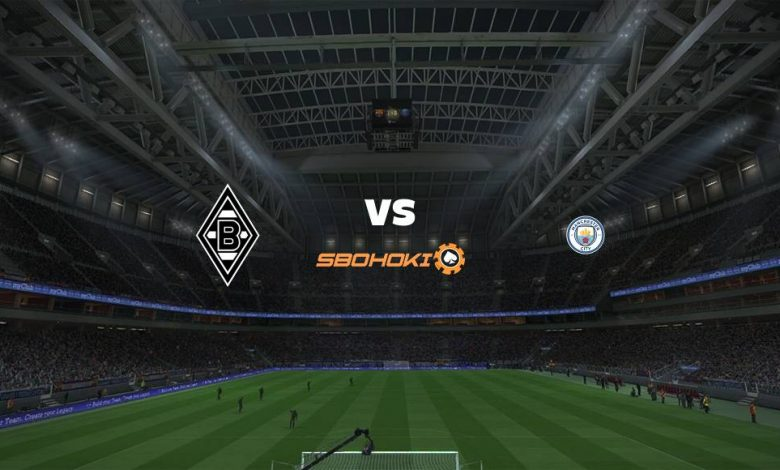 Live Streaming  M'gladbach vs Manchester City 24 Februari 2021 1