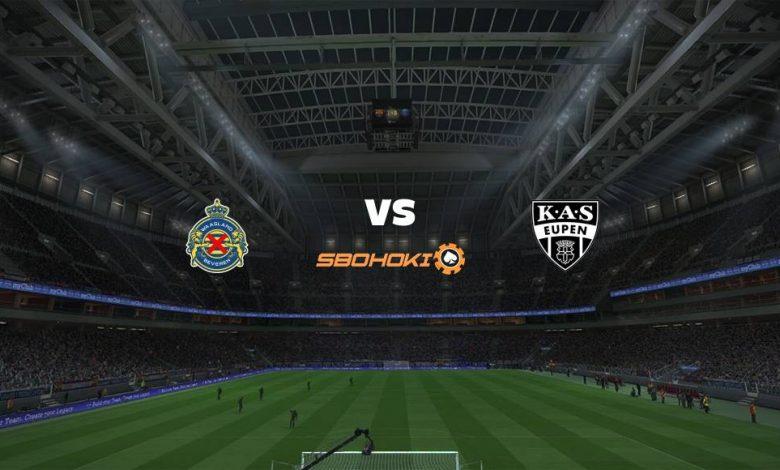 Live Streaming  Waasland-Beveren vs Eupen 13 Februari 2021 1