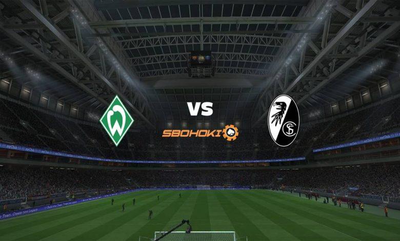 Live Streaming  Werder Bremen vs SC Freiburg 13 Februari 2021 1