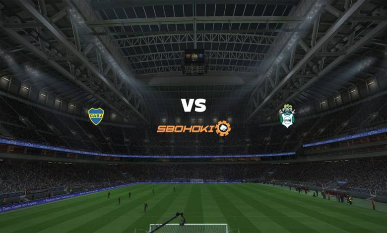 Live Streaming  Boca Juniors vs Gimnasia La Plata 14 Februari 2021 1