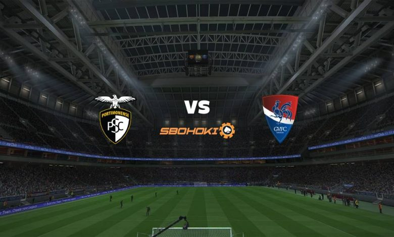 Live Streaming  Portimonense vs Gil Vicente 14 Februari 2021 1