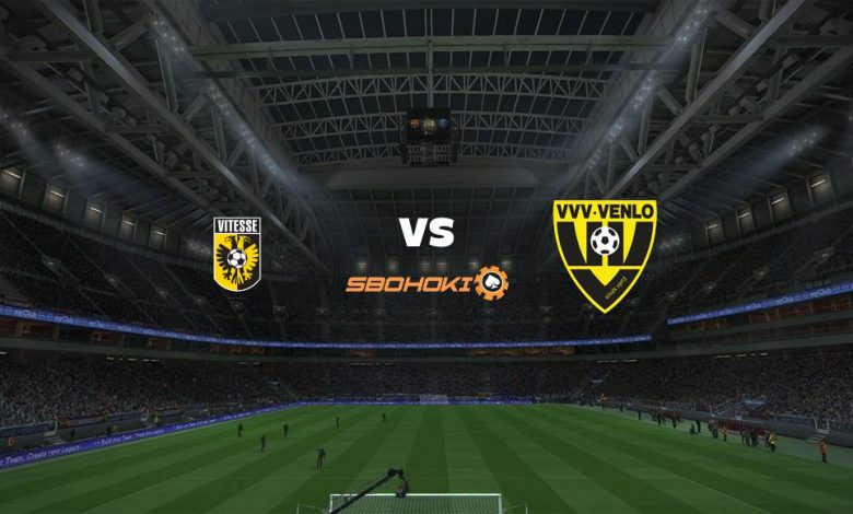Live Streaming  Vitesse vs VVV-Venlo 27 Februari 2021 1
