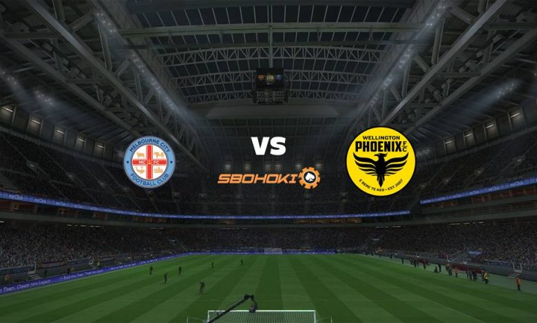Live Streaming  Melbourne City FC vs Wellington Phoenix FC 28 Februari 2021 1