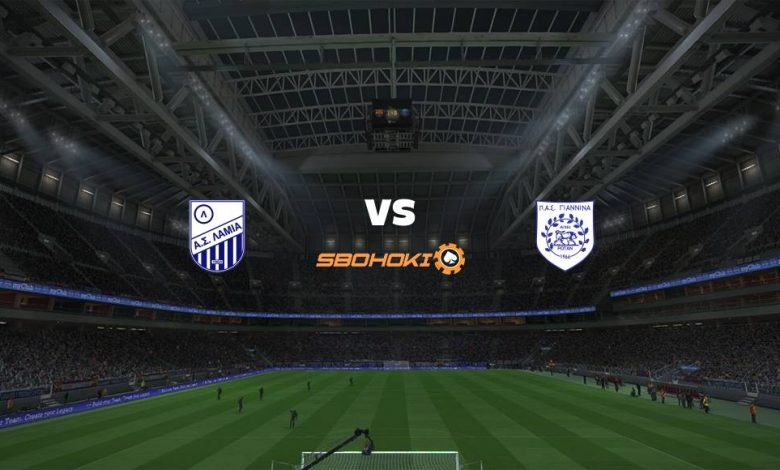 Live Streaming  Lamia vs Pas Giannina 28 Februari 2021 1