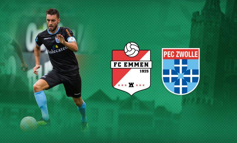 Prediksi Eredivisie Belanda: FC Emmen vs PEC Zwolle 1