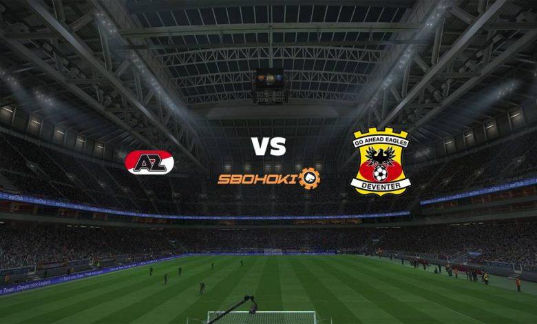 Live Streaming  Jong AZ vs Go Ahead Eagles 22 Februari 2021 1