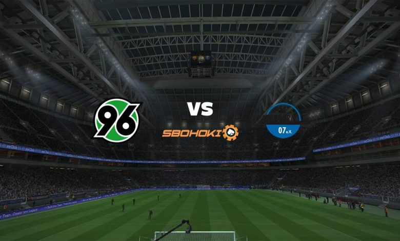 Live Streaming  Hannover 96 vs SC Paderborn 07 12 Februari 2021 1