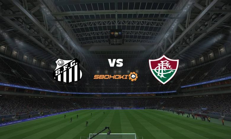 Live Streaming  Santos vs Fluminense 21 Februari 2021 1