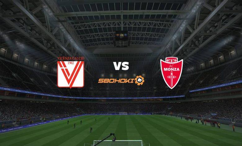 Live Streaming  Vicenza vs Monza 9 Februari 2021 1