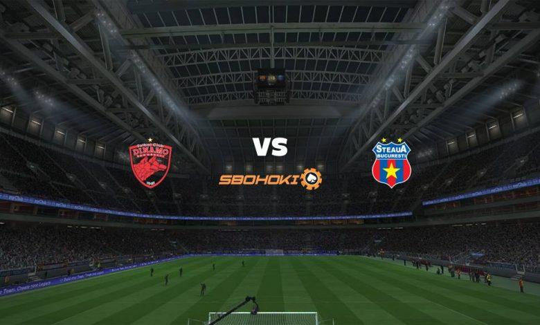Live Streaming  Dinamo Bucuresti vs FCSB 3 Februari 2021 1
