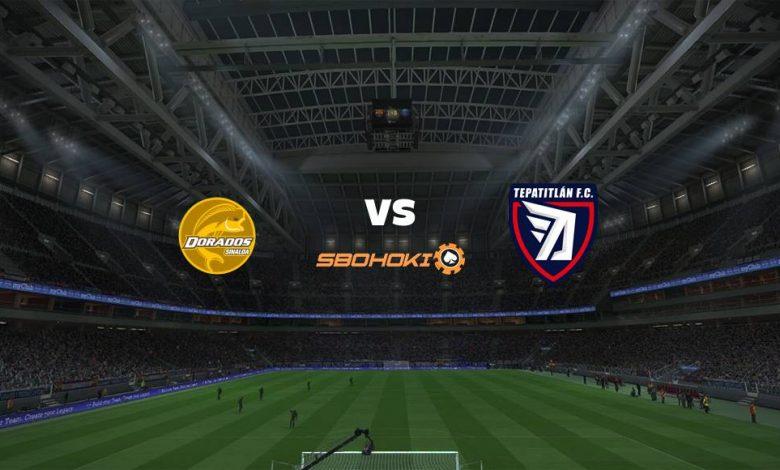 Live Streaming  Dorados de Sinaloa vs Tepatitlán FC 4 Februari 2021 1