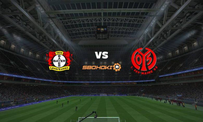 Live Streaming  Bayer Leverkusen vs Mainz 13 Februari 2021 1