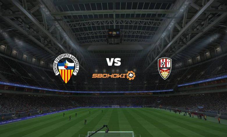 Live Streaming  CD Sabadell vs UD Logroñés 1 Februari 2021 1