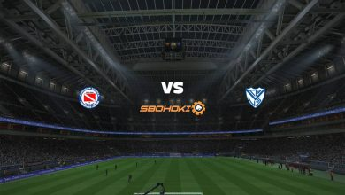 Photo of Live Streaming  Argentinos Juniors vs Vélez Sarsfield 27 Februari 2021