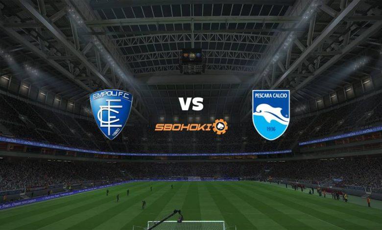 Live Streaming  Empoli vs Pescara 9 Februari 2021 1