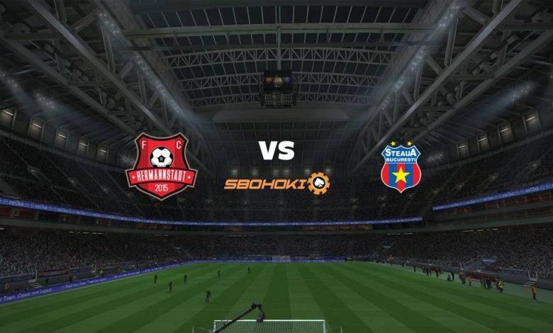 Live Streaming  Hermannstadt vs FCSB 13 Februari 2021 1