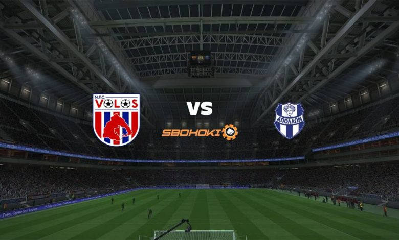 Live Streaming  Volos NFC vs Apollon Smyrni 21 Februari 2021 1