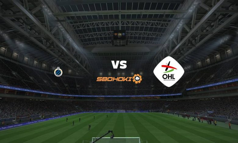 Live Streaming  Club Brugge vs Oud-Heverlee Leuven 22 Februari 2021 1