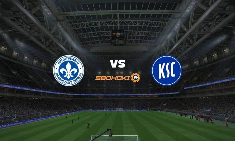 Live Streaming  SV Darmstadt 98 vs Karlsruher SC 26 Februari 2021 1