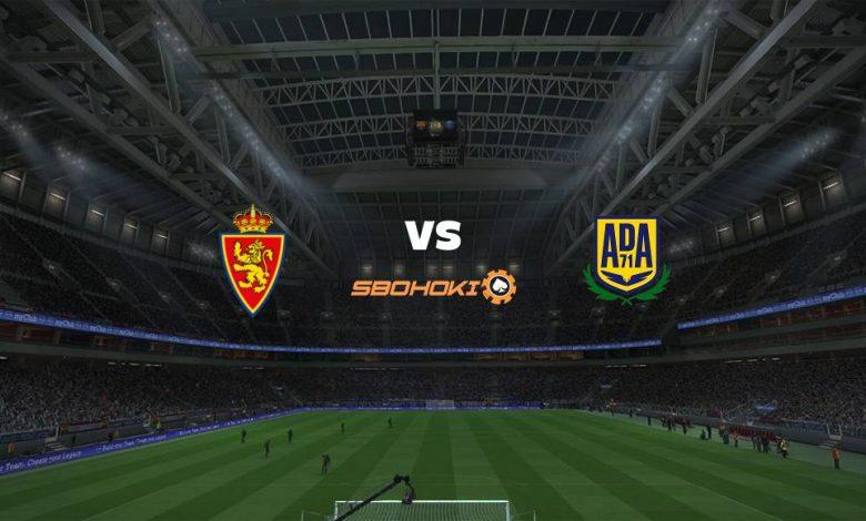 Live Streaming  Real Zaragoza vs AD Alcorcón 22 Februari 2021 1