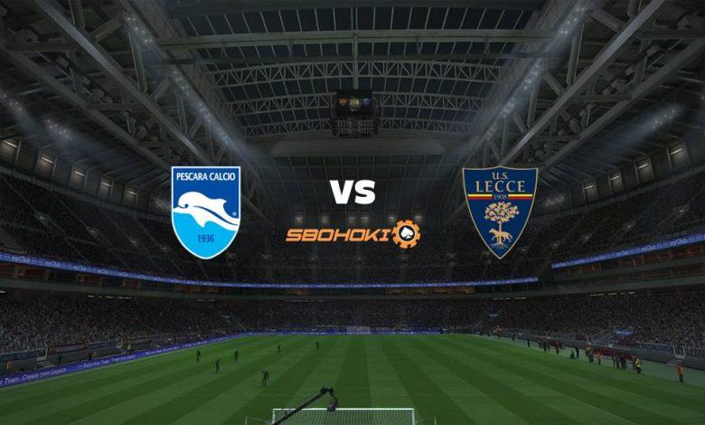 Live Streaming  Pescara vs Lecce 27 Februari 2021 1