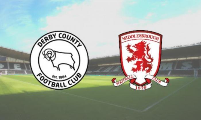 Prediksi Sepakbola: Derby County vs Middlesbrough 1