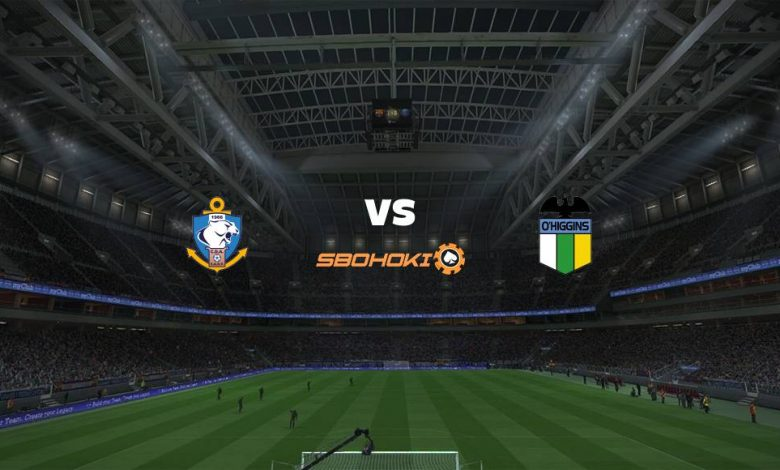 Live Streaming  Antofagasta vs O'Higgins 10 Februari 2021 1