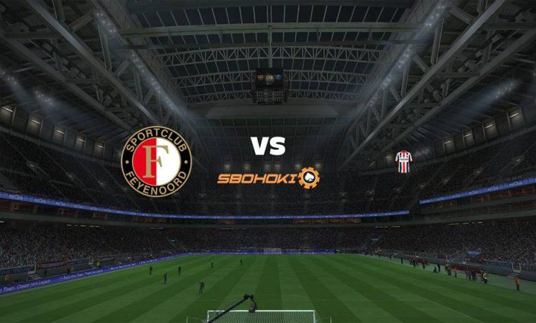 Live Streaming  Feyenoord vs Willem II 14 Februari 2021 1