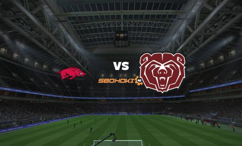 Live Streaming  Arkansas Razorbacks vs Missouri State 23 Februari 2021 1