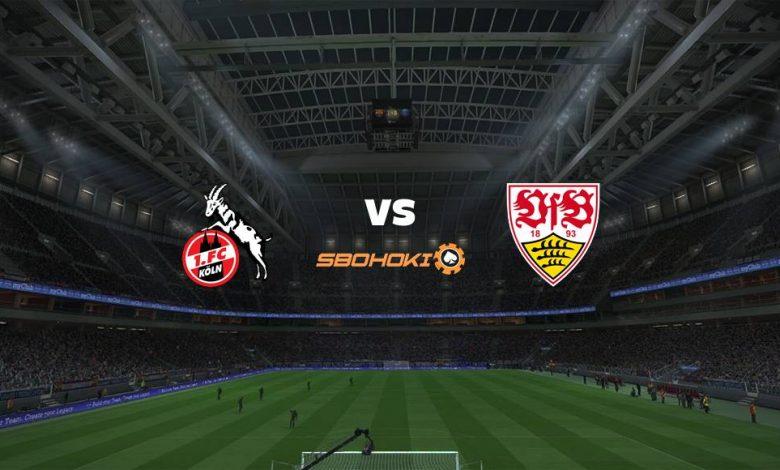 Live Streaming  FC Cologne vs Stuttgart 20 Februari 2021 1