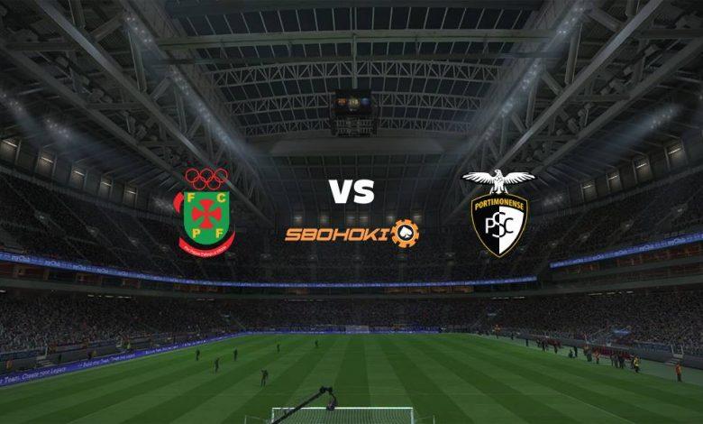 Live Streaming  Paços de Ferreira vs Portimonense 7 Februari 2021 1