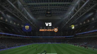 Photo of Live Streaming  Pumas UNAM vs León 21 Februari 2021