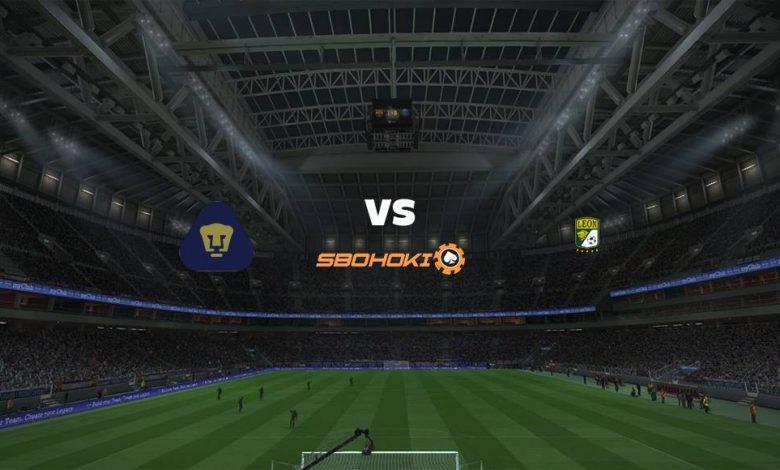 Live Streaming  Pumas UNAM vs León 21 Februari 2021 1